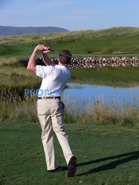 Golf, golfing, Haymaker, Steamboat Springs, Colorado ,Rocky Mountains, Ken Proper
