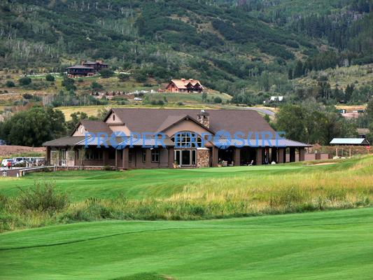golf, golfing, club house, Haymaker, Steamboat Springs, Colorado, Rocky Mountains, Ken Proper