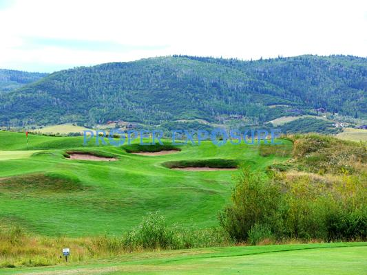 Haymaker, golf, golfing, Steamboat Springs, Colorado, Rocky Mountains, Ken Proper