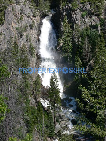 Spring, runoff, Fish Creek Falls, waterfall, Steamboat Springs, CO, Colorado, Rocky Mountains, Ken Proper