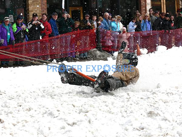Winter, Carnival, Winter Carnival, downtown, street, event, events, Steamboat Springs, Colorado, Ken Proper, shovel race