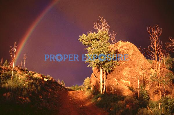 rocks, rocky mountain, Ken Proper, Steamboat, Springs, Colorado, CO, Wyoming, 4, wheel, drive, road, 4-wheel drive, rainbow, evening light