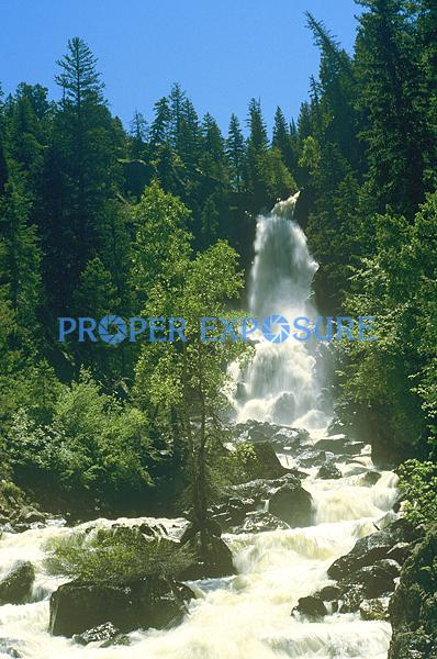 Spring,Fish Creek,Falls,Steamboat Springs, Colorado Rocky mountains,hike