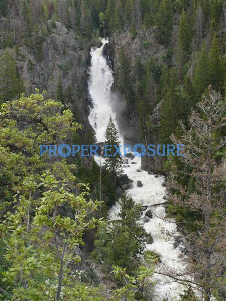 Fish Creek, Falls, Spring, runoff, high, white, water, summer, Steamboat, Springs, Ken Proper, Colorado