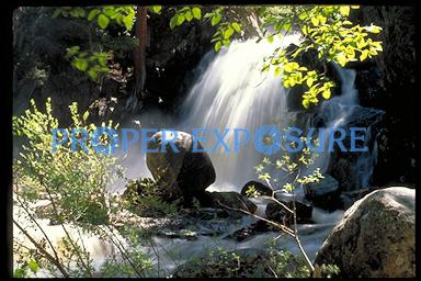 Fish, Creek, Cr., Falls, hidden, Steamboat Springs, Colorado, Rocky  Mountain, Ken Proper