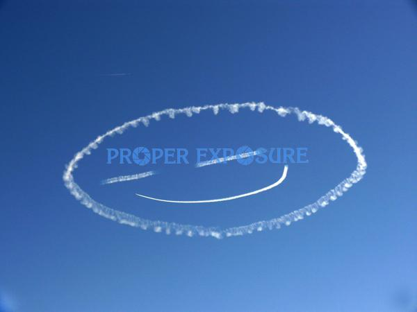 blue, sky, sky, skywriting, cloud, smiley, face, airplane, 2012, Steamboat Springs, Colorado
