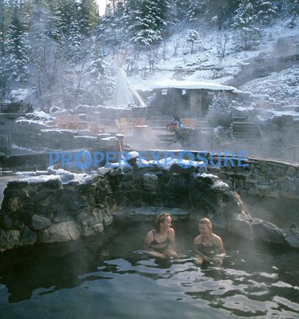 Strawberry, Park, Hot Springs, Steamboat Springs, Colorado, Rocky  Mountain, Ken Proper