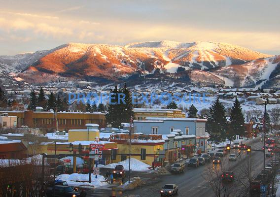 Ken Proper, Proper Exposure, Steamboat Springs, Colorado, Routt County, Rocky Mountains, Lincoln Avenue, Ave., Mount Werner, Ski Area